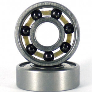 Many people do not know the secret of hybrid ceramic balls bearings