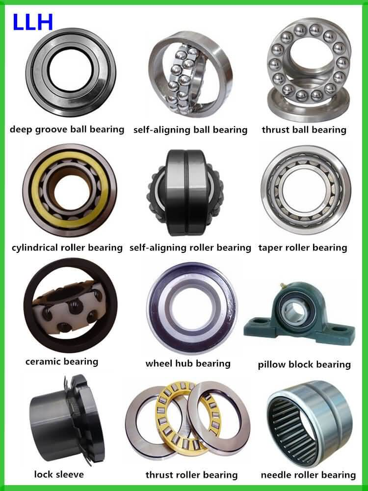 high speed thrust bearings