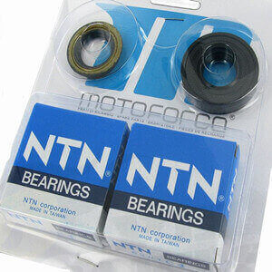 What are the classification and characteristics of bearings and  seals?