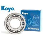 koyo water pump bearings 6200 double row ball bearing