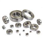 NMB brand 8x19x6 mm  loose ball bearings   619/8-2Z R-1980KKMTR