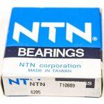 Original NTN Company Deep ball bearings NTN 6205 bearing