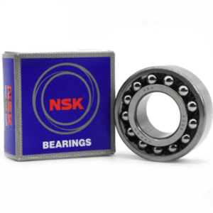 The NSK brand self aligning bearing abnormal damage measures