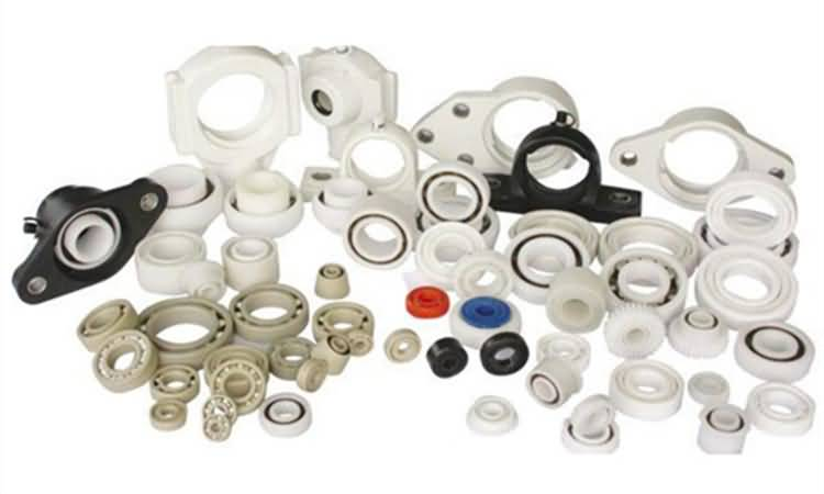 POM plastic bearing