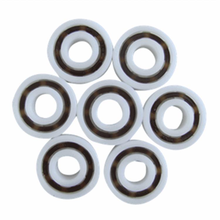 plastic bearing factory