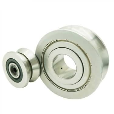 track roller bearings vgroove