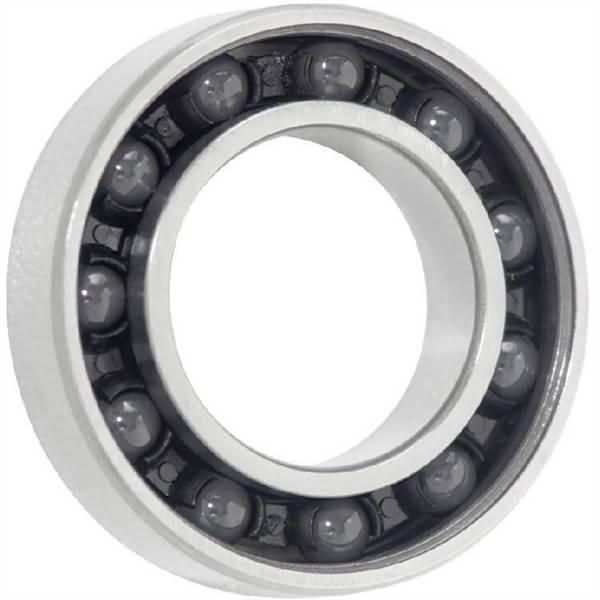 hybrid ceramic material bearing si3n4