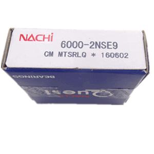nice bearings catalog High quality Japan Original Nachi nachi bearing catalog 6000 -2NSE9