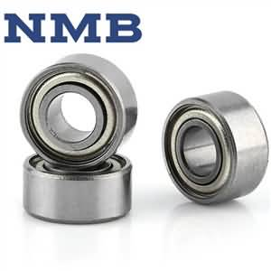 standard ball bearing sizes metric nmb 608z bearings