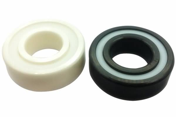 sealed ceramic bearings si3n4