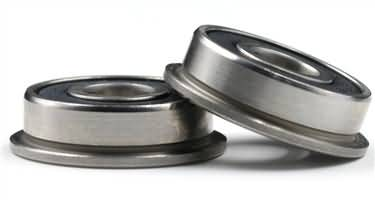 micro flange bearings