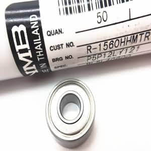 tiny bearings R-1560  high speed nmb bearing sales agent