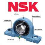 pillow block bearings nsk ucp207 bearing supplier for nsk