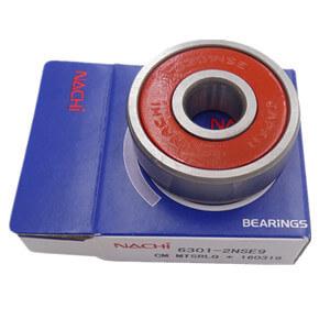 high speed bearings for spindle 6301 2NSE9 nachi high speed bearings