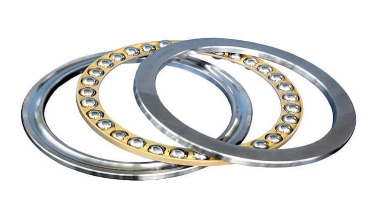 thrust ball bearings single direction manufacturer