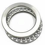 Miniature thrust ball bearing 51111 thrust bearing