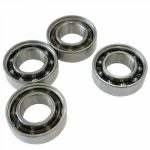 Super precision miniature ball bearing 619/4 bearings
