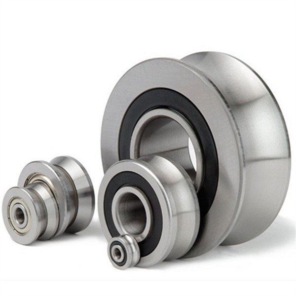 supply u groove track roller bearings