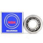 Cylindrical roller bearings NJ203 bearing nsk