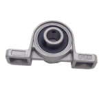 zinc aluminum alloy bearing pillow block bearing KP08 bearing 8mm inside diameter