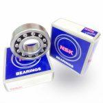 Nsk self aligning ball bearing single row self aligning ball bearing