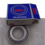 nsk tapered roller bearing  NSK HR30206J for Automobile Gearbox china market nsk bearing