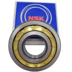 Precision double row roller bearing nsk cylindrical roller bearing