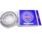 single row inch taper roller bearing 30221 nsk taper roller bearing HR30221