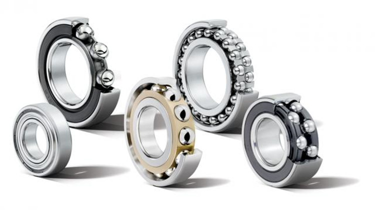angular thrust bearing