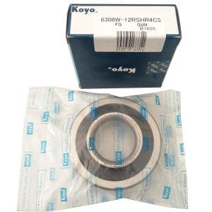 axial ball bearing Auto Rear KOYO 6308W-12RSHR4C5 axial load bearing