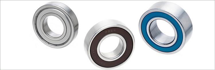 chrome steel radial ball bearing factory