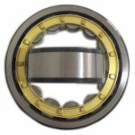 Sealed cylindrical roller bearings nu bearing dimensions