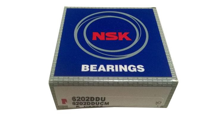NSK ball bearing 6202