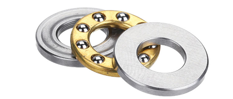 high active thrust bearing
