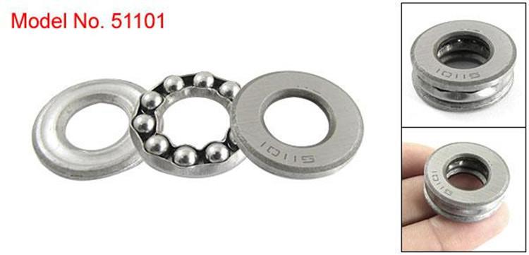 flanged thrust bearing