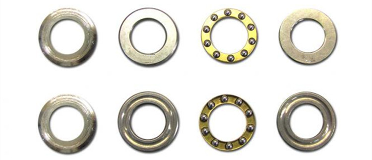 high quality flanged thrust bearing