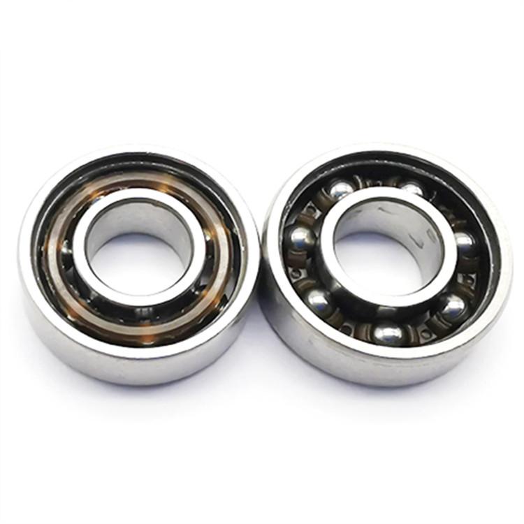 Full ceramic bearings vs hybrid rush ceramic hybrid bearings