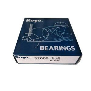 original KOYO made in Japan roller bearing 32009 needle bearing vs roller bearing