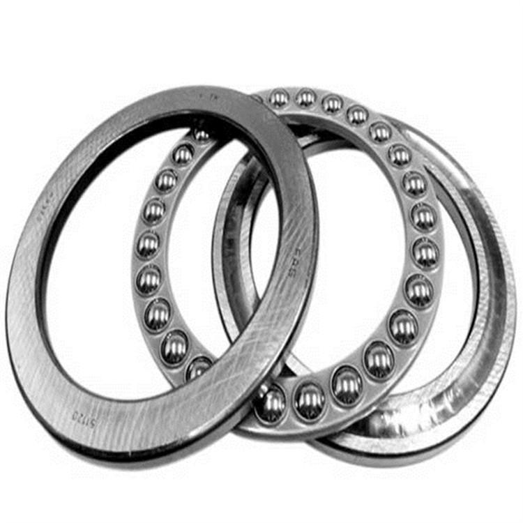 Smooth thrust bearing 52206 thrust ball bearing