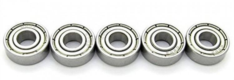 high speed underwater ball bearings
