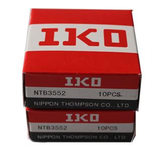 stainless needle bearings IKO NTB3552 needle thrust bearing catalogue 35x52x2mm