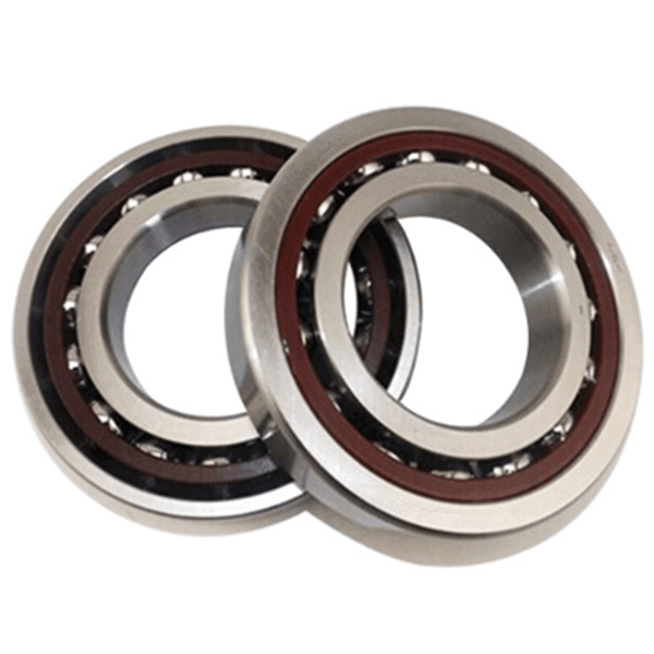 precision angular ball bearing function