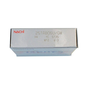ball bearing designation original NACHI 25TAB06 Angular Contact precision bearing suppliers