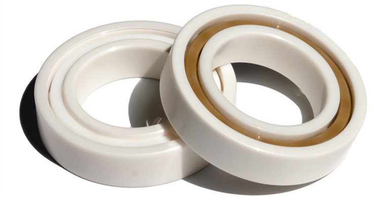 how are ceramic bearings made