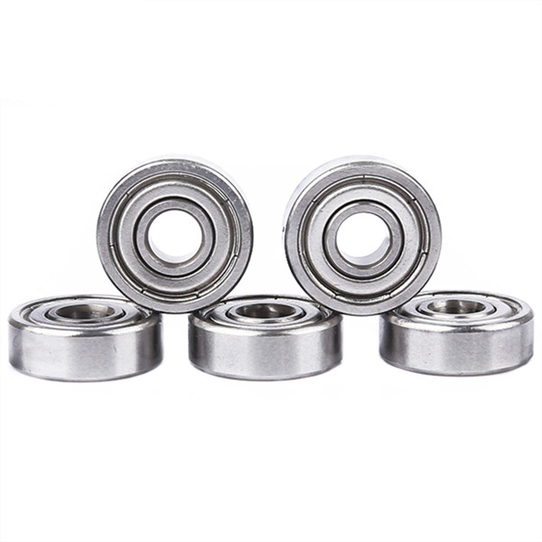how do ball bearings reduce friction