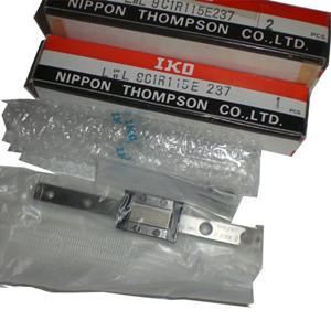 miniature linear bearings IKO LWL9C1R115E237 miniature linear guide