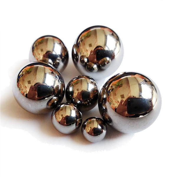 oem chromium steel balls