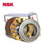 NSK Hot Sales plain thrust bearing 81208M teflon thrust bearing 40*68*19mm