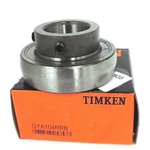 timken bearings by size GYA104RRB insert ball bearing production
