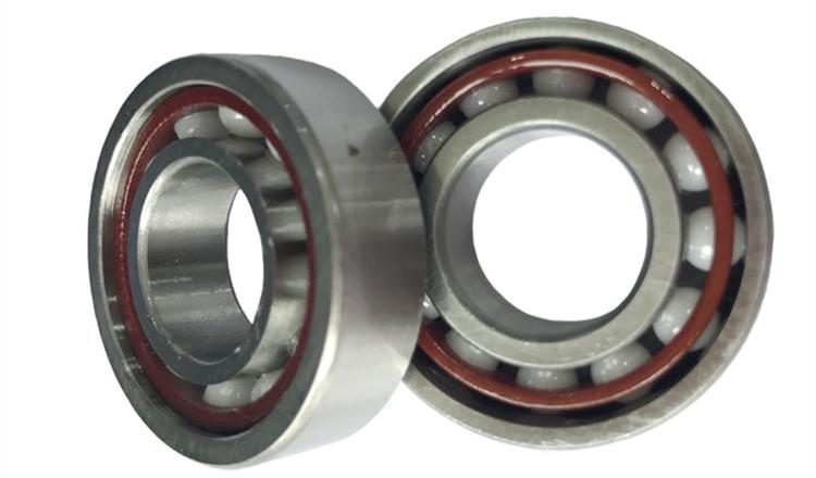 ceramic angular contact bearings